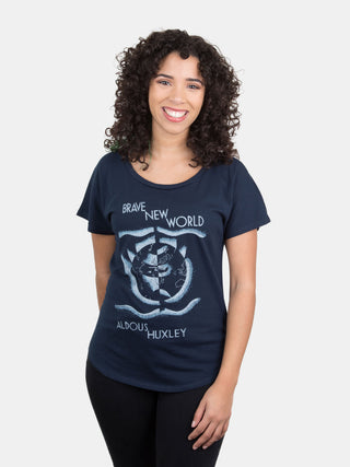 Womens Book T Shirts Out Of Print