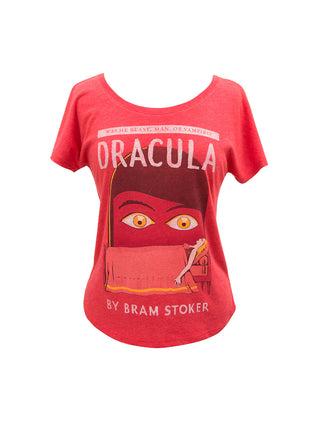 Dracula Women's Relaxed Fit T-Shirt