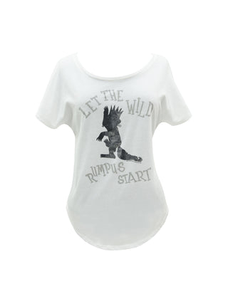 Let the Wild Rumpus Start Women's Relaxed Fit T-Shirt