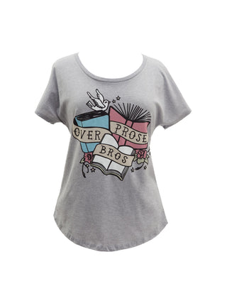 Prose Over Bros Women's Relaxed Fit T-Shirt