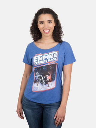 Star Wars: The Empire Strikes Back Women's Relaxed Fit T-Shirt