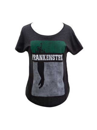 6cb55c6c Frankenstein Women's Relaxed Fit T-Shirt ...