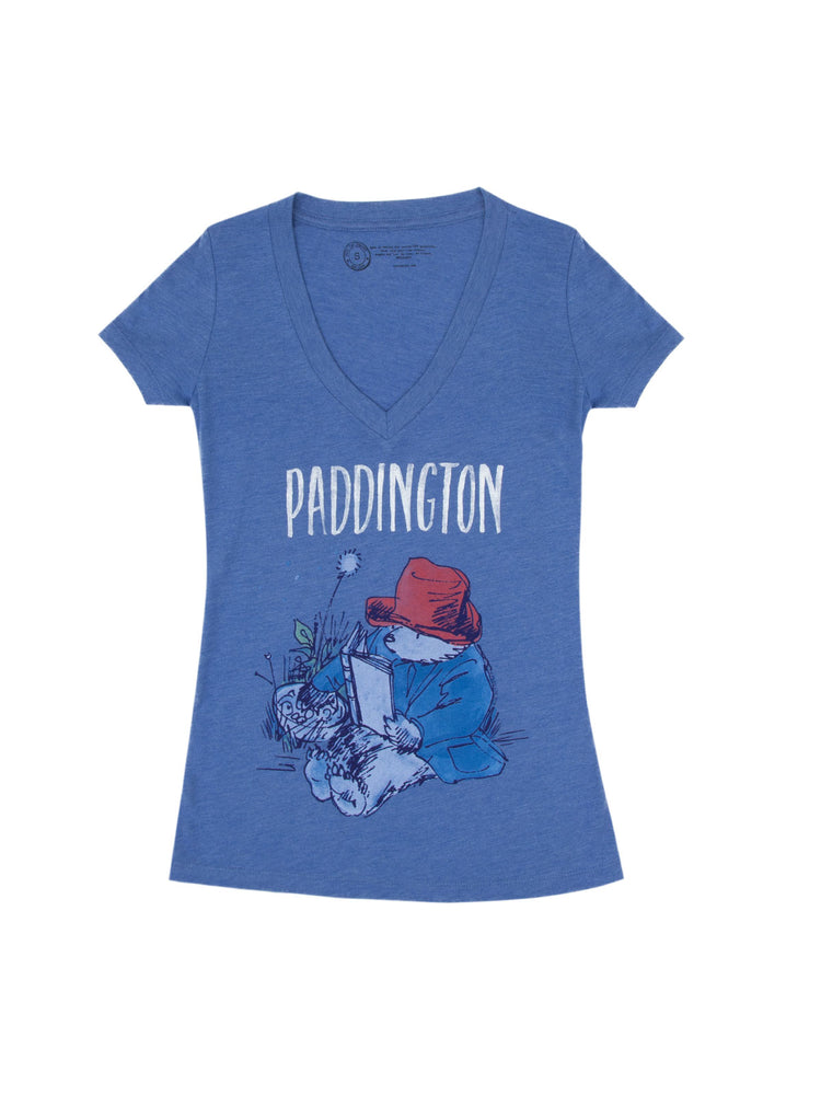Paddington Women's V-Neck T-Shirt