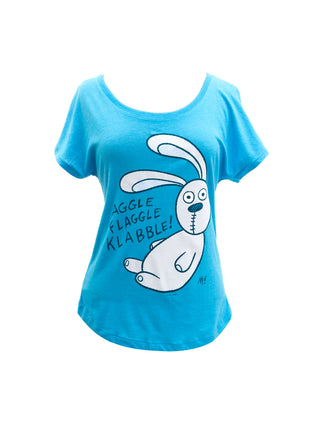Knuffle Bunny Women's Relaxed Fit T-Shirt