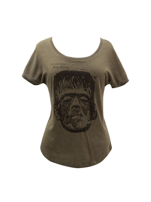 Frankenstein: Penguin Horror Women's Relaxed Fit T-Shirt