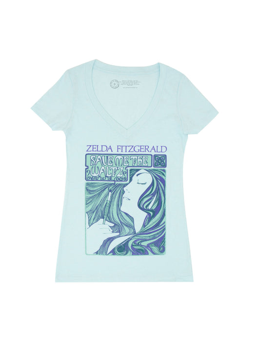 Save Me the Waltz Women's V-Neck T-Shirt