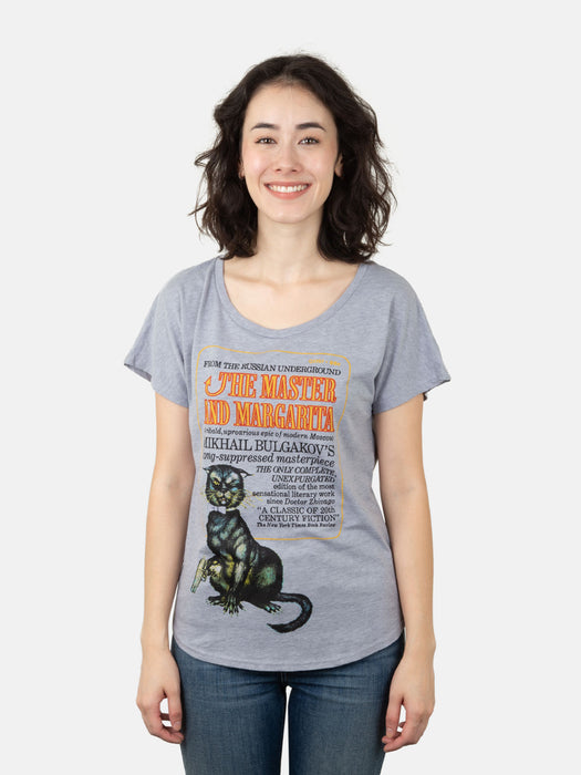 The Master and Margarita Women's Relaxed Fit T-Shirt
