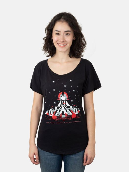 The Night Circus Women's Relaxed Fit T-Shirt