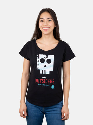 The Outsiders Women's Relaxed Fit T-Shirt