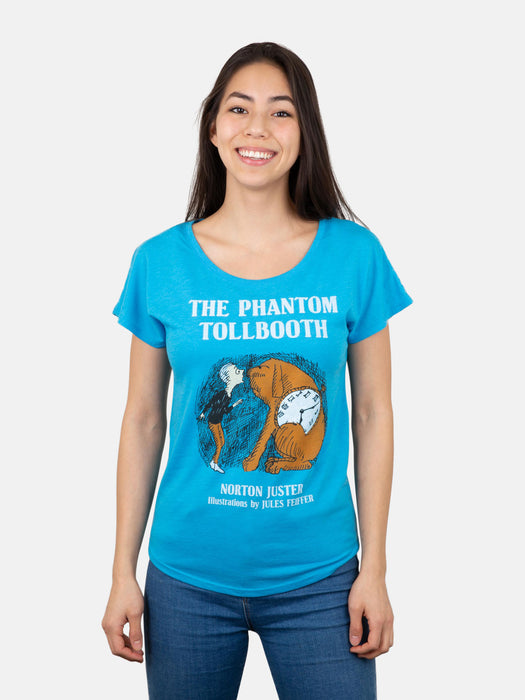 The Phantom Tollbooth Women's Relaxed Fit T-Shirt