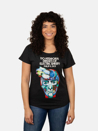 Do Androids Dream of Electric Sheep? Women's Relaxed Fit T-Shirt