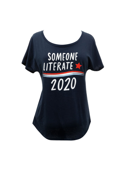Someone Literate 2020 Women's Relaxed Fit T-Shirt
