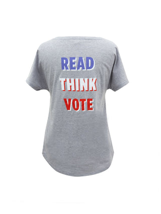 Get PoLITical Women's Relaxed Fit T-Shirt