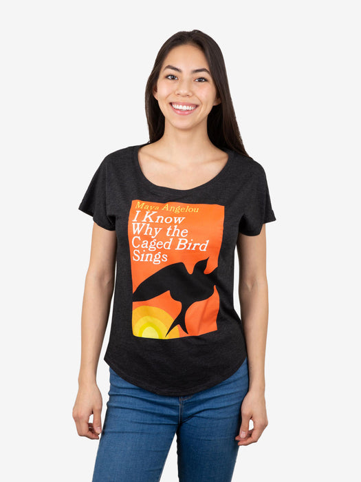 I Know Why the Caged Bird Sings Women's Relaxed Fit T-Shirt