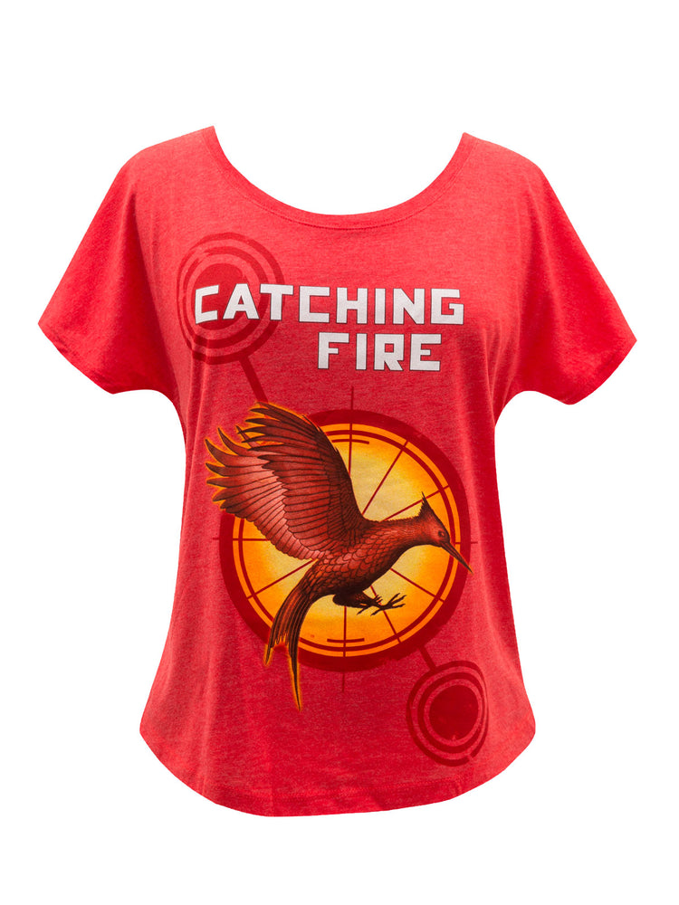 Catching Fire Women's Relaxed Fit T-Shirt