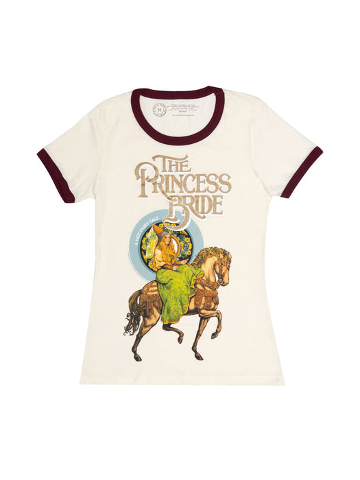 The Princess Bride Women's Ringer T-Shirt
