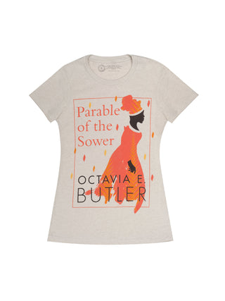 Parable of the Sower Women's Crew T-Shirt