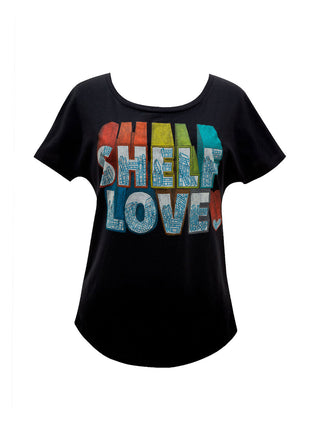 Shelf Love Women's Relaxed Fit T-Shirt