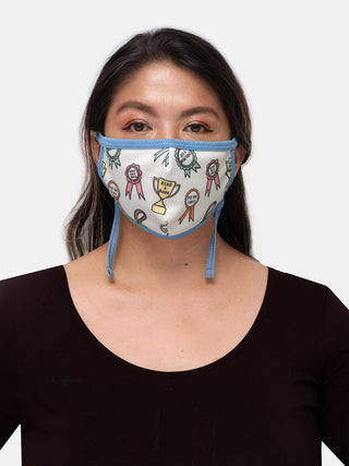 Little Victories adult face mask (adjustable)