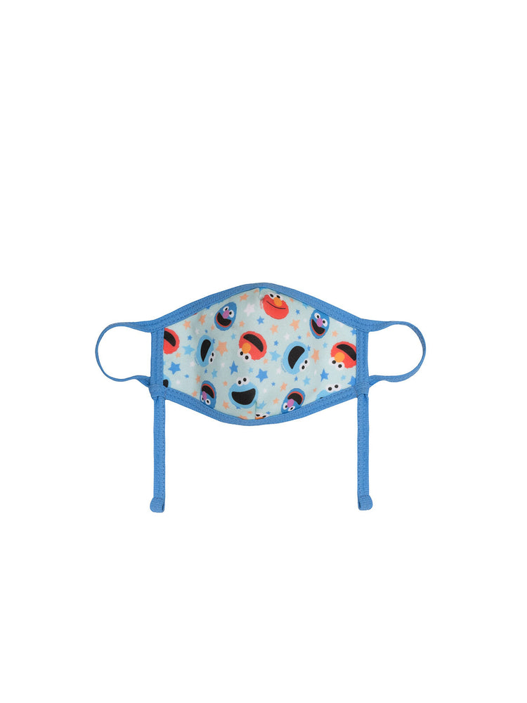 Sesame Street kids' face mask (adjustable)