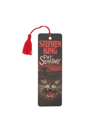 Pet Sematary bookmark