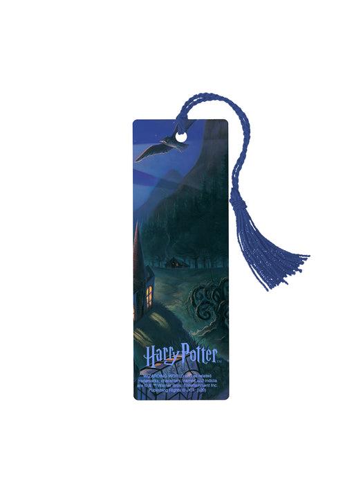 Flying Car Harry Potter bookmark