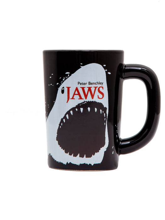 Jaws heat reactive mug
