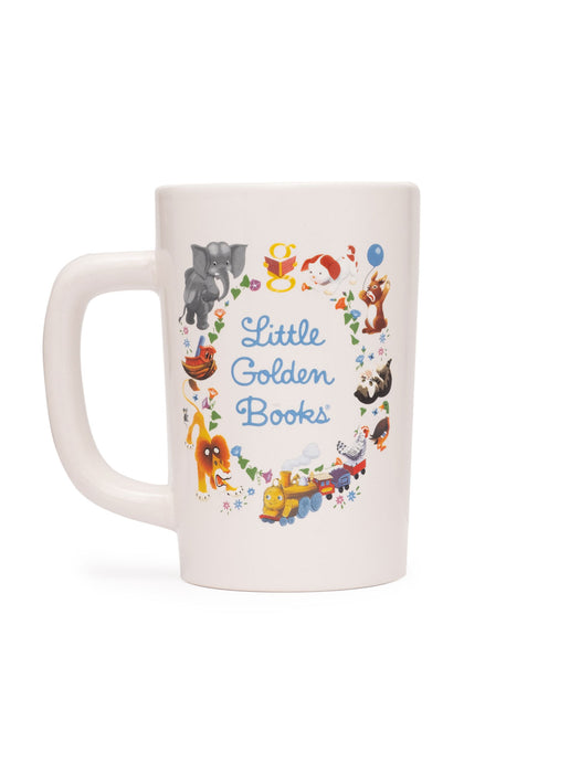 Little Golden Books mug