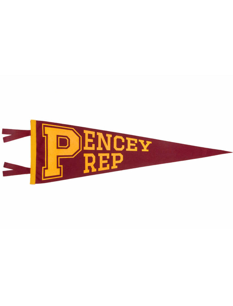 Pencey Prep Pennant – Out of Print