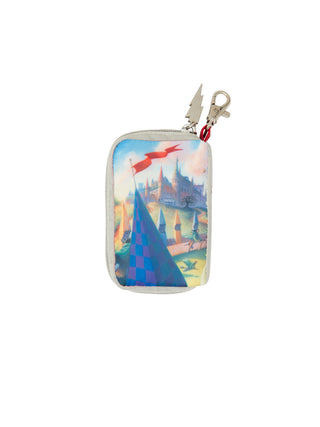 Quidditch Harry Potter pouch charm