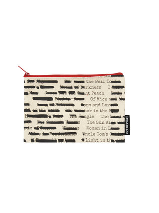 Banned Books pouch