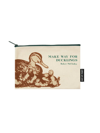 Make Way for Ducklings pouch