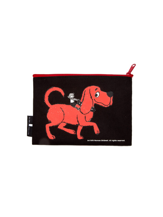 Clifford the Big Red Dog pouch