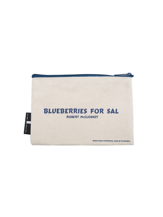 Blueberries for Sal pouch