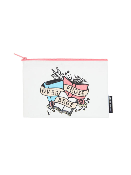 Prose Over Bros pouch
