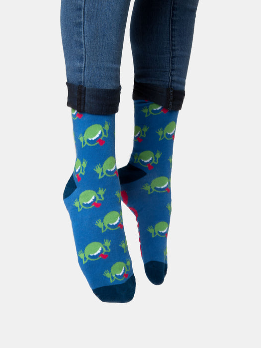 2205a6c13e985 The Hitchhiker's Guide to the Galaxy Socks — Out of Print