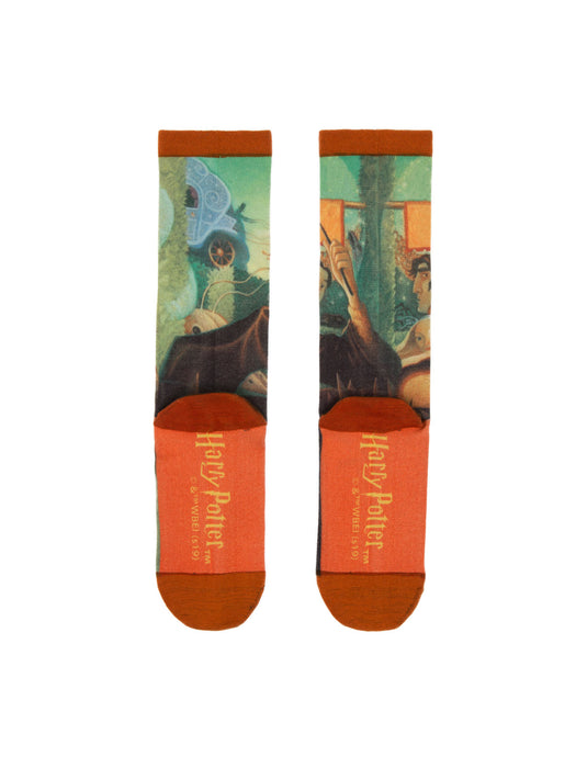 Harry Potter and the Goblet of Fire socks