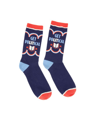 Get PoLITical socks