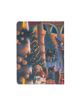 Christmas at Hogwarts Harry Potter journal
