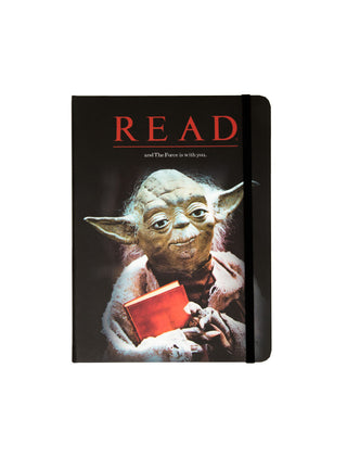 Yoda Star Wars READ journal