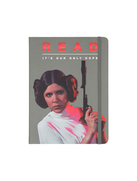 Princess Leia Star Wars READ journal