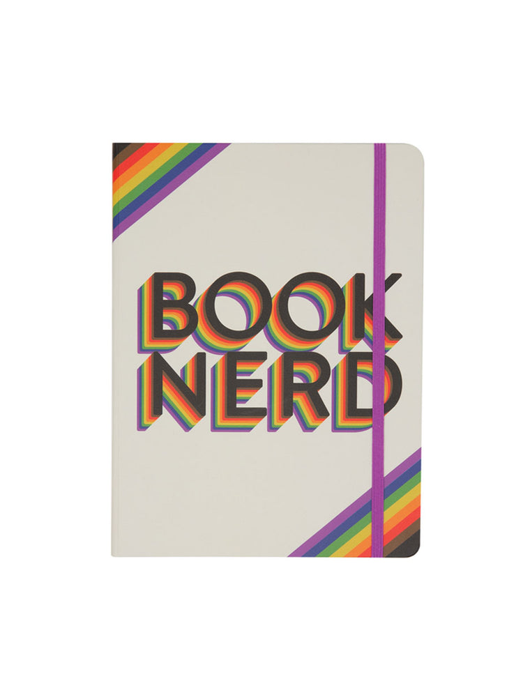 Book Nerd Pride journal