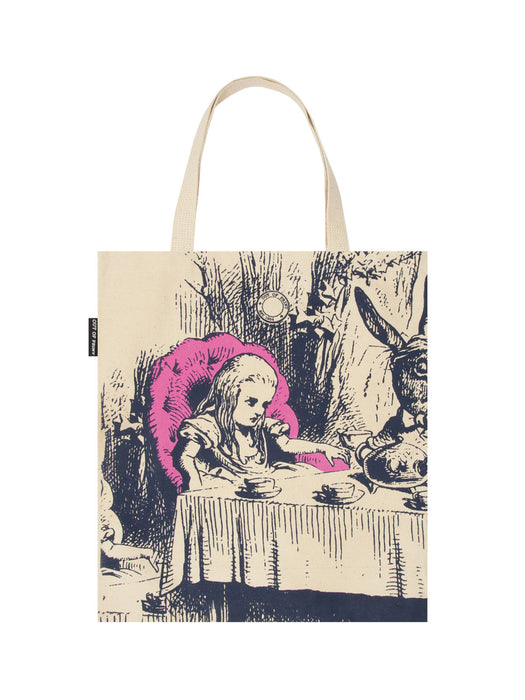 Alice in Wonderland tote bag