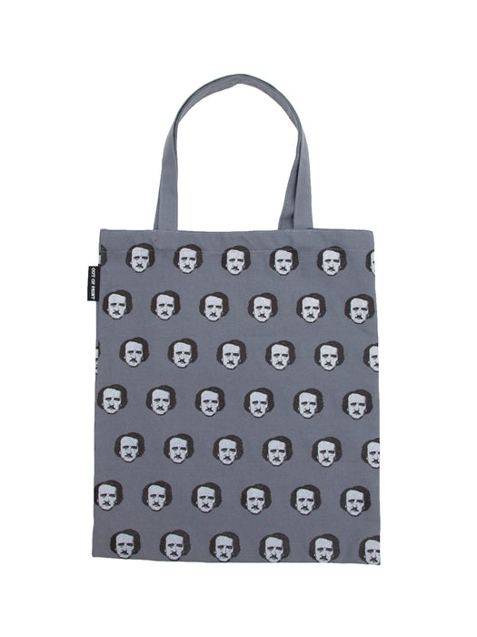 Edgar Allan Poe-ka Dots tote bag