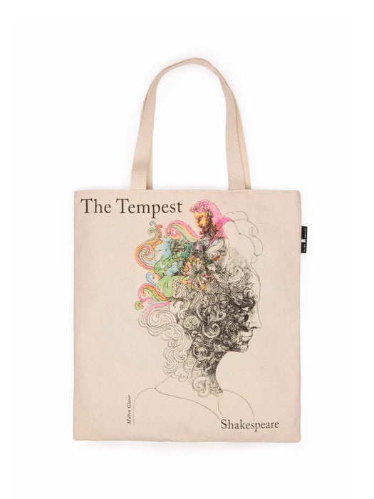William Shakespeare tote (Hamlet + Tempest)
