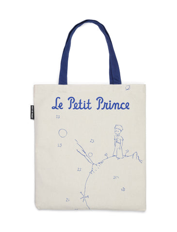 The Little Prince tote bag (white)