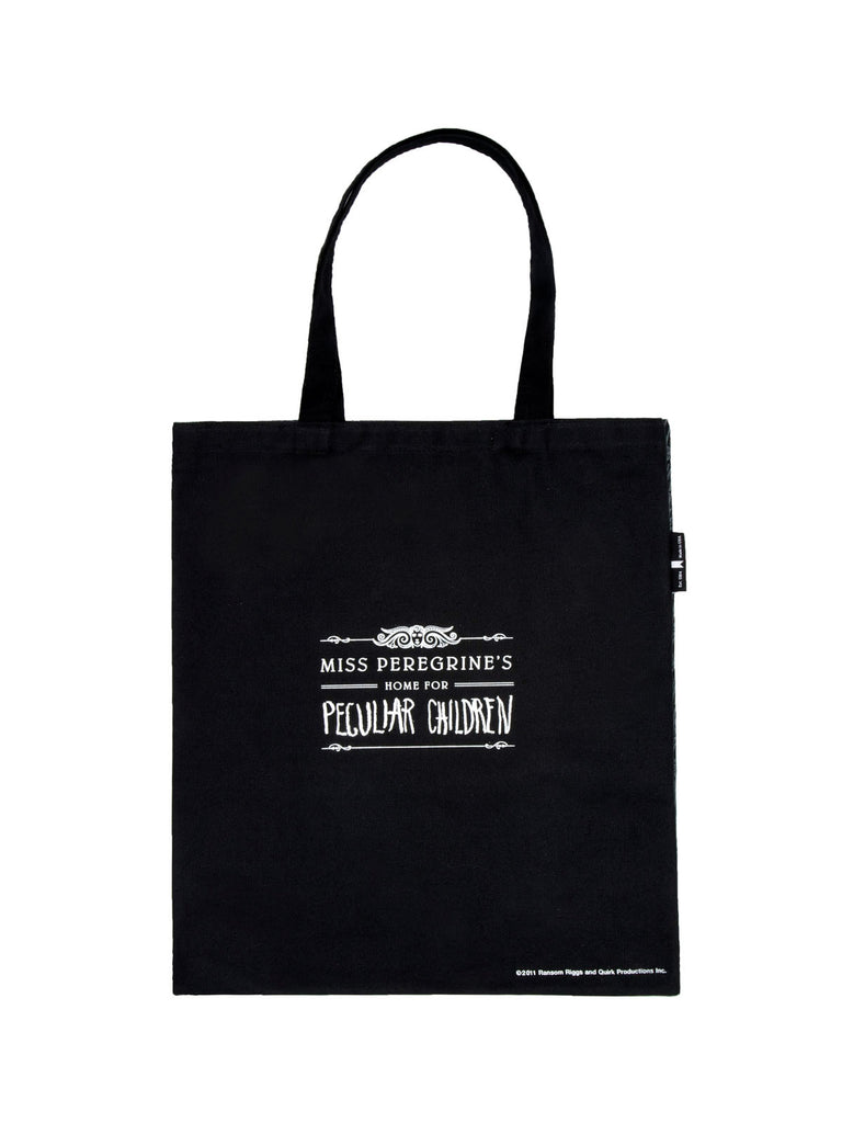 Miss Peregrine's Home for Peculiar Children tote