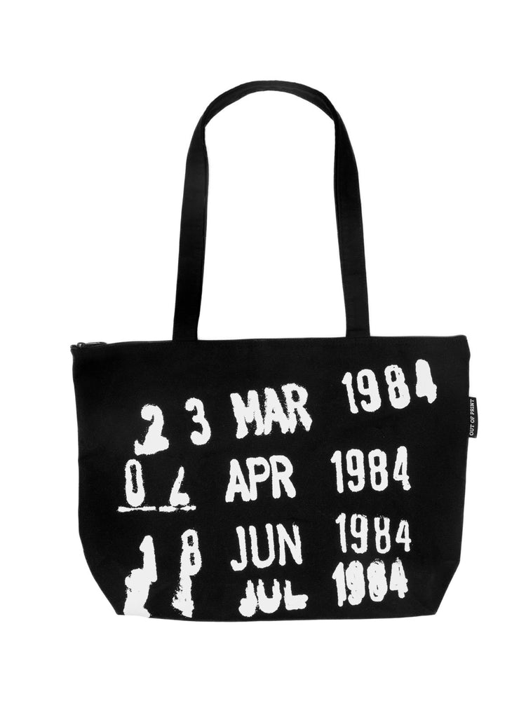Library Stamp Market tote bag
