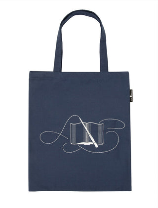 126e4246cea Classic Canvas Book Tote Bags | Out of Print