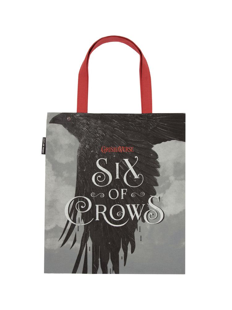 Six of Crows tote bag